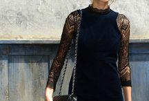 LBD/La petite robe noire/LBD / Black dresses galore / by Art by Wietzie