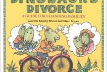 Coping with Divorce / Ideas, books and videos to help children and families cope with divorce / by Encourage Play