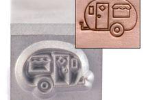 Crafty ~ Metal Stamping / by Amanda Boerst