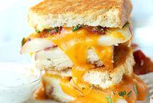 Sandwiches / by Jessica (Portuguese Girl Cooks)
