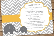 Invitations: Themed / by Annie Design Co.