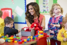 Myleene in Merthyr for 400,000th Project / by Lottery Good Causes