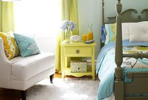 Master and guest room ideas / by Katie Giudici