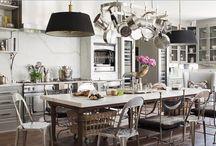Kitchens / by Calla McNamara