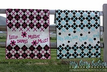 Quilt Ideas/Table Runners/Tips / by Karla Knight-Smith