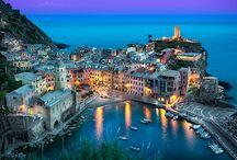 Cinque Terre / by Jenny Boylen