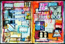 journaling / by Carolyn Dransfield
