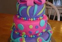 Cake ideas for my BFF Heather :o) / by Nikki Carr
