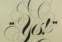 Calligraphy / by Linda Rewa