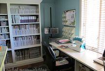 Home Office / by Kelly Elliott