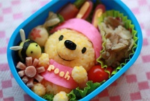 Bento (Food and Sushi Art) / by Kristi Mari