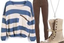 Fall/ Winter Fashion / by Ashley