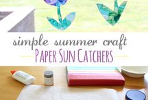 Sarah's Kids Summer Crafts / by 97.5 Y-Country