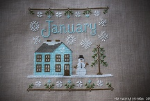 CrossStitch Wanna Stitch Patterns / by Andrea Spencer