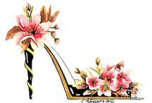 The higher the heel, the closer to heaven / by Acacia Núñez Rodríguez