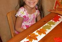 Fall Preschool ideas / by Andrea Kelley