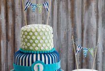 Brody's 1st Birthday  / by Tisha Bates Dubose