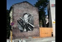 Art, Street Art / by Ashley Warren