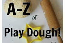 Play Dough / by Julie Bloyd