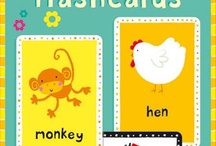 Flashcards / by THE LEARNING BUS Language Centre & Bookshop