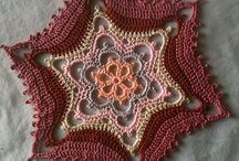 Granny squares for crochet / by *** Briali ***