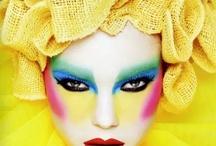 Artty makeup / Arty makeup / by Daniella Harris