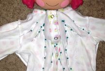 Doll clothes / by Amelia Hitchman