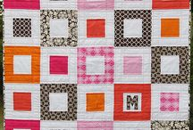 Bees?  Bees! / Quilting and piecing / by Rebecca Morgan