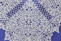 Crochet Shawls, Covers, Shrugs  / by Lola Levering