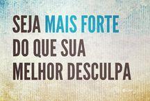 o quê alegra à alma! / Mensagens para alimentar o espírito e alegrar à alma.  / by Katia Campos de Menezes