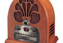 vintage radios / by Catherine Kryger