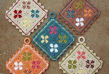 Crochet Ideas / by Heike Witt Kytlica