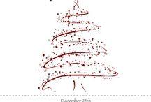 Christmas and winter wonderland / by Julie Godfrey
