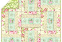 quilting / by Stephanie Spitznagle