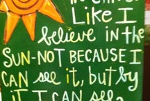 Nuff Said!! / by Tassie Hare