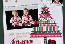 Christmas scrapbooking / by Maggie Scott