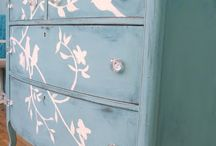 More Painted Furniture Ideas / by Linda East
