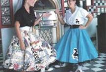 fun poodle skirt stuff / by BowlingShirt.com