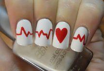 nails / by Sharon Meltzer