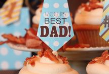 Cake:  Father's Day and Other Manly Cakes (and cupcakes) I adore! / by Grady-Lindy Welborn