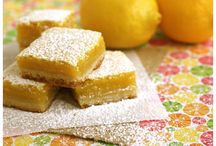 Recipes: Decadent Desserts / I don't have much of a sweet tooth but I do enjoy dessert every now and then. Mostly, I just love to follow a recipe. / by Sarah Spanos