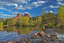 Sedona, Arizona / Travel Photos to Inspire Your Sedona, Arizona Vacation Planning! / by AllTrips - Vacation Packages & Travel