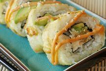 Sushi / by Ashley Smith