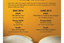 May 2014 Events / Programs, classes, and events happening at Clermont County Public Library in May. / by Clermont County Public Library