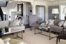 Color: Gray Rooms I Love / by Lindajane Keefer