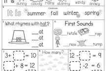 1st grade! / by Mary Amanda Tolleson
