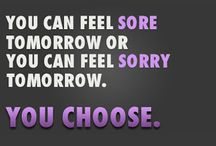 motivational quotes! / by Dawn Pilon