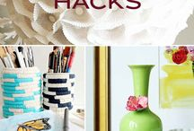 Crafts ~ Anthropologie / Ikea Hacks! / by Kari Schumacher