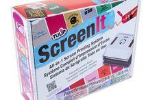 ScreenIt! / by ILoveto Create