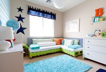 Owen's room / by Kristy Schieltz